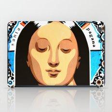 Santa Pagana iPad Case