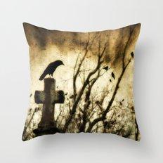 Strangest Of Days Throw Pillow