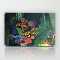 Cave Garden V Laptop & iPad Skin