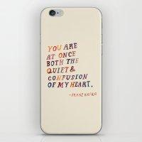 Kafka iPhone & iPod Skin