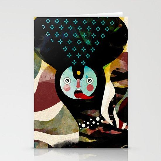 Duality - Muxxi X Alvaro Tapia Stationery Card