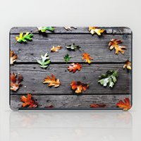 We All Fall Down iPad Case