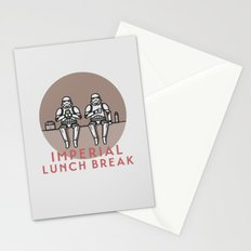 Imperial Lunch Break Stationery Cards