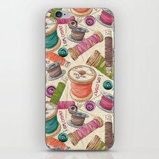I Am Crafty iPhone & iPod Skin