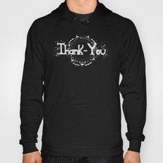 Thank-you  Hoody
