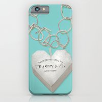 iPhone & iPod Case featuring Trashy & Co. by Jackie Lalumandier