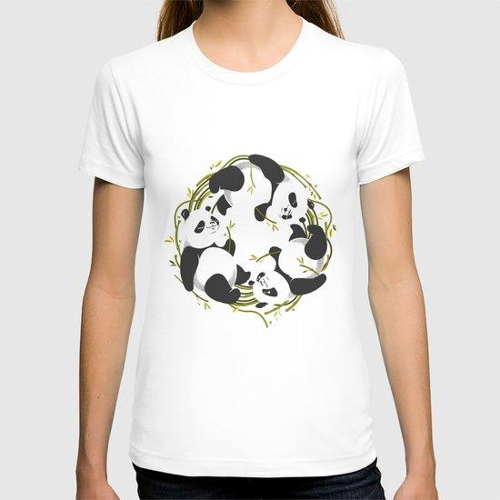 Panda dreams T-shirt