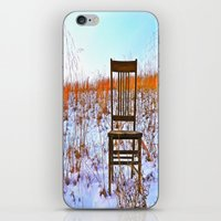 Winter Can Be Lonely iPhone & iPod Skin