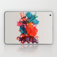 It's A Wild Thing Laptop & iPad Skin
