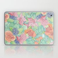Southwestern Floral  Laptop & iPad Skin