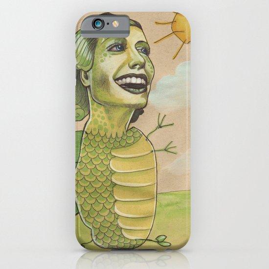 SUNSHINE DINO iPhone & iPod Case