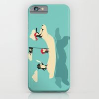 iPhone Cases featuring The Scourge of the Arctic by Jay Fleck