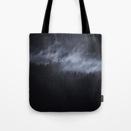 Tote Bag - Light Shining Darkly - Tordis Kayma