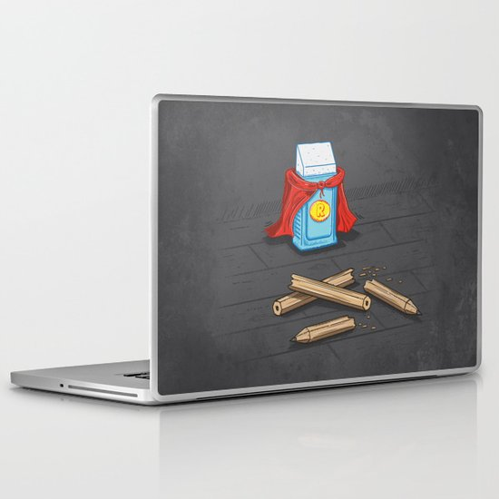 Super Rubber Laptop & iPad Skin