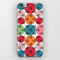 Pattern18 iPhone & iPod Skin