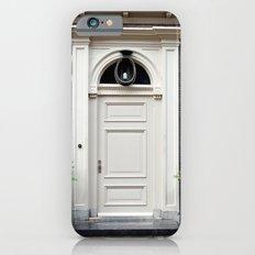 White church door Slim Case iPhone 6s