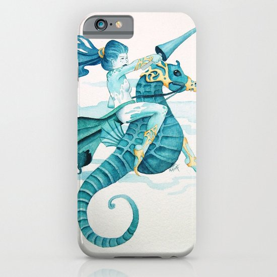 Sea Warrior iPhone & iPod Case