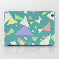 Triangl'd  iPad Case