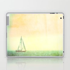 Smell the Sea and Feel the Sky Laptop & iPad Skin