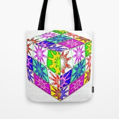 more abstract Tote Bag
