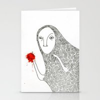 Creature 1 Stationery Cards