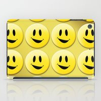 Smiley Smileys! iPad Case