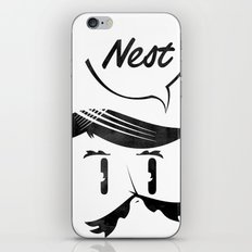 Nest iPhone & iPod Skin