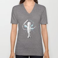 Lazy Lobster Unisex V-Neck