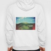 Mountain Cow Hoody