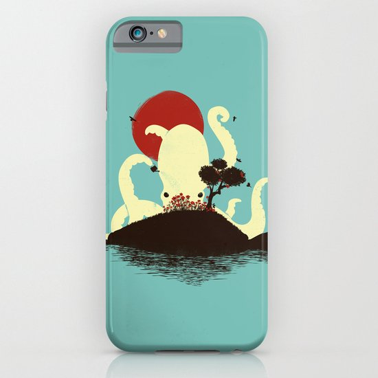 Octopus's Garden iPhone & iPod Case
