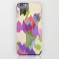 iPhone & iPod Case featuring Monet's Gardens by chulabird