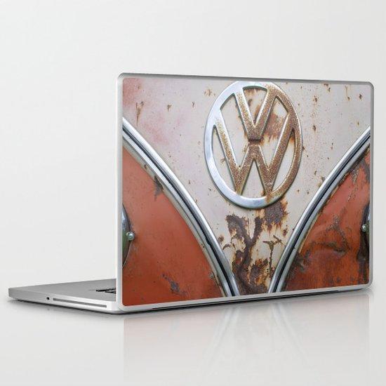Rusty VW Laptop & iPad Skin