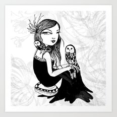 My Girl Art Print
