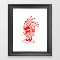 01/13/16 Framed Art Print