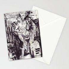 Him & She Stationery Cards