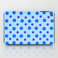 Polka Dots iPad Case