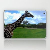 Back To Africa Laptop & iPad Skin