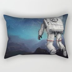 Searching Home Rectangular Pillow