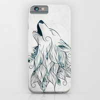 iPhone & iPod Case featuring Wolf by LouJah