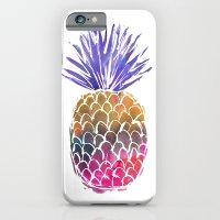 GoodVibes Pineapple iPhone 6 Slim Case