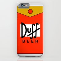Duff Beer! iPhone 6 Slim Case