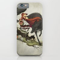 """iPhone Cases featuring """"Unto an evil counsellor, close heart and ear and eye..."""" by Dave E. Phillips"""