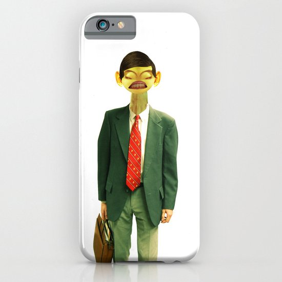 Mr. English iPhone & iPod Case