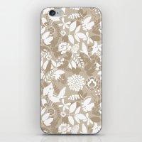 Rising spring - Nude iPhone & iPod Skin