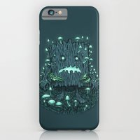 The Fungus Log iPhone 6 Slim Case