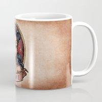 Amazon Pinup Mug