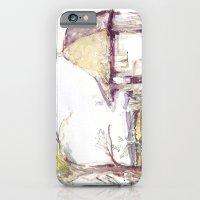 iPhone & iPod Case featuring Romanian watercolor by Ioana Avram