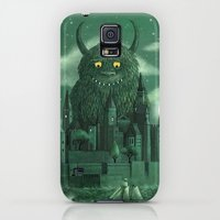 Galaxy S5 Cases featuring Age of the Giants  by Terry Fan