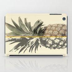 Double Pineapple iPad Case