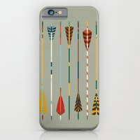 Vintage Arrows iPhone 6 Slim Case